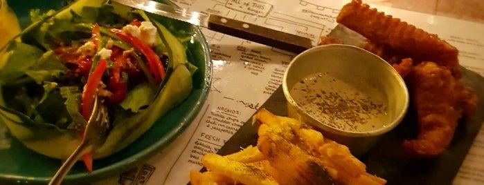 Bonita Burgers is one of Tulum.