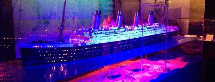 Титанік: Корабель мрій is one of Sofia'nın Beğendiği Mekanlar.