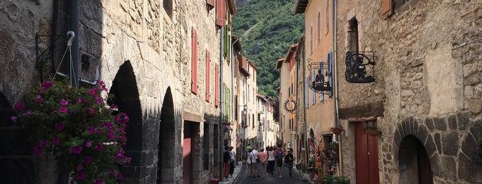 Vilafranca del Conflent, Conflent, Països Catalans is one of Sitios Visitados.