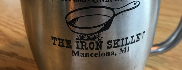 The Iron Skillet is one of Posti che sono piaciuti a Cindy.