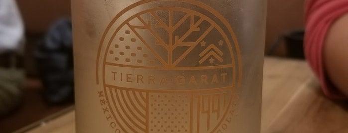 Tierra Garat is one of Cafes.