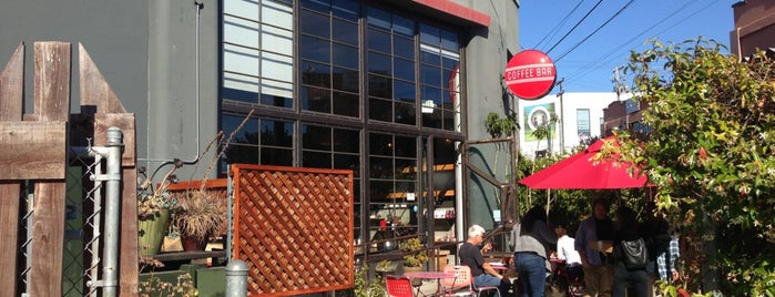 Coffee Bar is one of Coffee shops in SF.