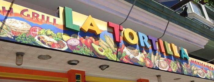 La Tortilla is one of สถานที่ที่ Elijah ถูกใจ.