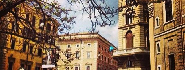San Lorenzo is one of ROME.