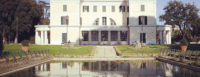 Villa Torlonia is one of Рим.