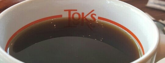 Toks is one of Locais curtidos por Stephania.