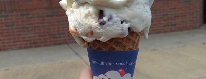Handel's Homemade Ice Cream is one of Columbus.