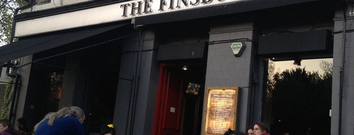 The Finsbury is one of Locais curtidos por Jim.