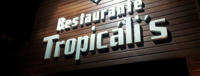 Restaurante Tropicáli's is one of Food.