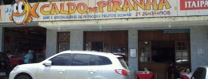 Caldo De Piranha is one of Gespeicherte Orte von Denise.