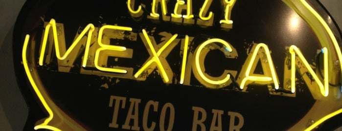 Crazy Mexican Taco Bar is one of Miami Beach.