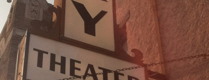 PFS Theater at the Roxy is one of Favorite Philadelphia Spots.