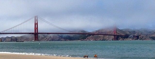 West Beach Crissy Field is one of San Francisco Bay.