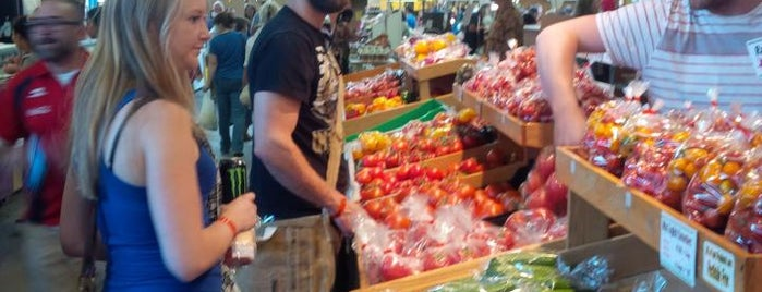Old Strathcona Farmers' Market is one of Shopaholic.