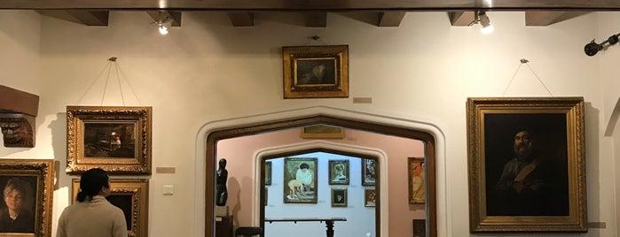"""Muzeul de Artă """"K. H. Zambaccian"""" is one of P."""