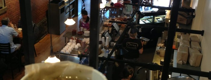 Crema Cafe is one of Coffee Crawl.