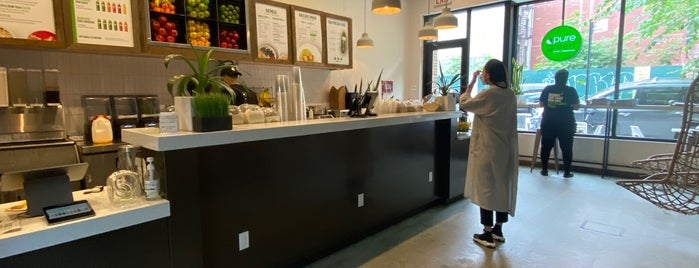 Pure Green is one of The New Yorkers: Cobble Hill/Park Slope/Prospect H.