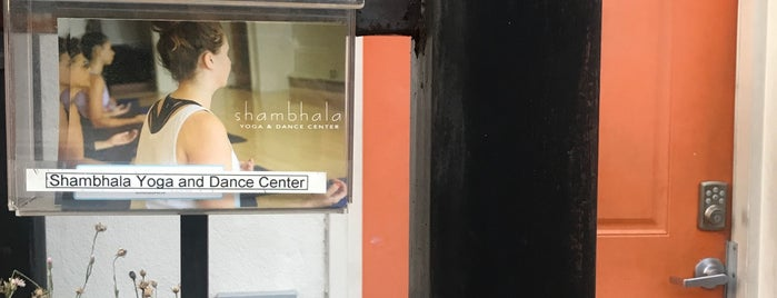 Shambhala Yoga and Dance Center is one of Favorite places in my neighborhood.