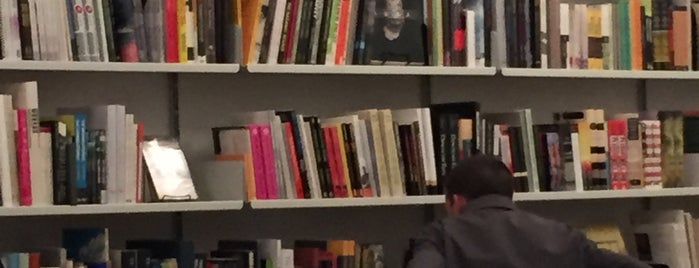 Artists Space: Books & Talks is one of New York City.