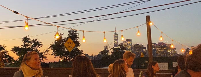 Hoek Pizza is one of Jason's 25 Favorite NYC Restaurants of 2020.