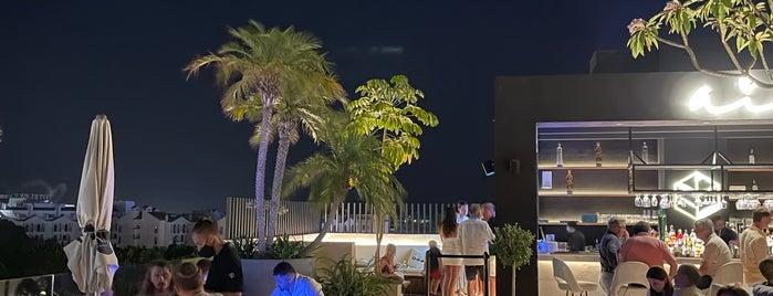 Breathe is one of Restaurantes Málaga 2.