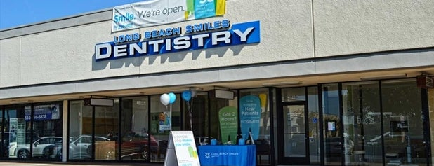 Long Beach Smiles Dentistry is one of Tempat yang Disukai Dan.