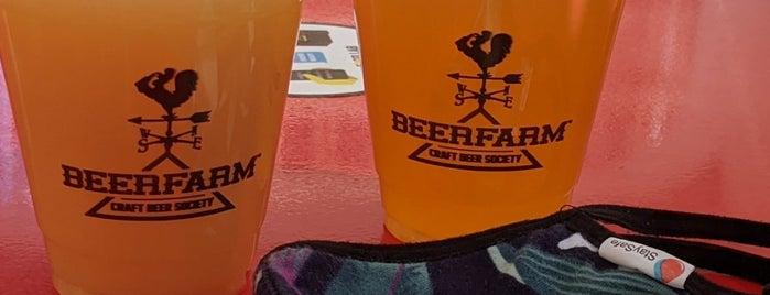Beer Farm is one of สถานที่ที่ BC ถูกใจ.