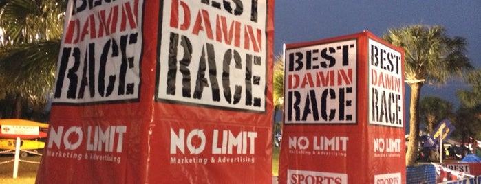 Best Damn Race is one of Lieux qui ont plu à Paul.