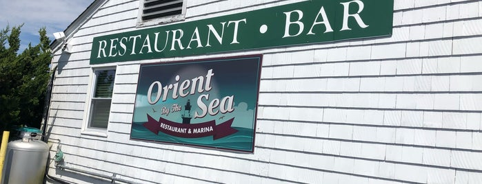 Orient by The Sea Marina & Restaurant is one of Hamptons.