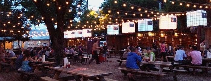 The Foundry is one of The Daytripper's Dallas.