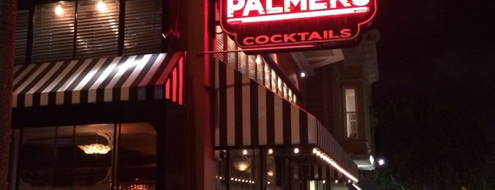 Palmer's Tavern is one of To Try.