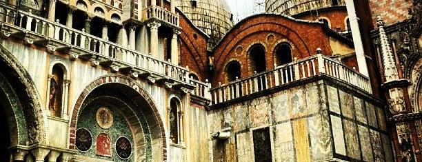 Basilica di San Marco is one of Venezia.