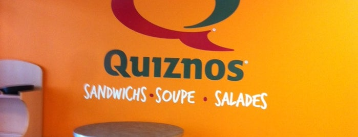 Quiznos is one of GLBT Friendly Centertown Businesses.