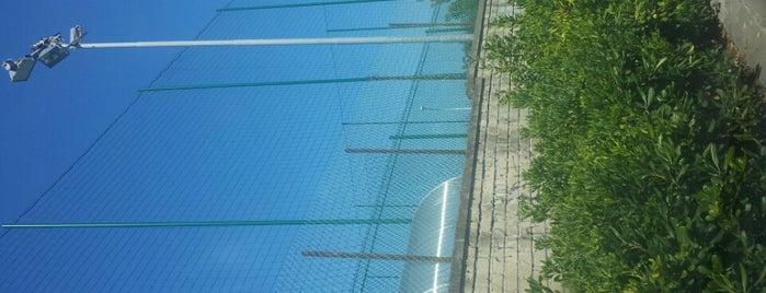 Villaggio Sportivo Eschilo 1 is one of MyLynda: сохраненные места.