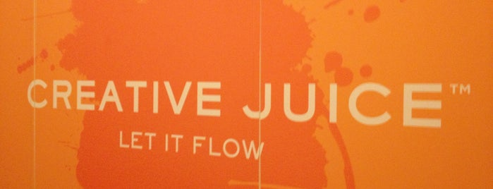 Creative Juice is one of Health & Beauty NYC.