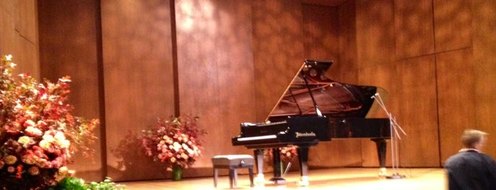 Kaufmann Concert Hall is one of NYC Adventures.