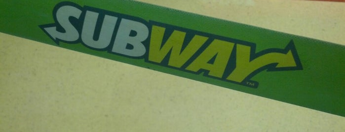 Subway is one of Priscila 님이 좋아한 장소.