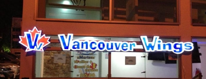 Vancouver Wings is one of Tempat yang Disukai Emmanuel.