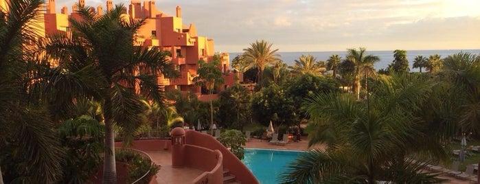 Sheraton La Caleta Resort & Spa is one of Tenerife 2013.