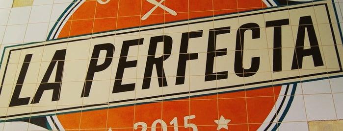 Cerveceria La Perfecta is one of Lugares favoritos de Jake.
