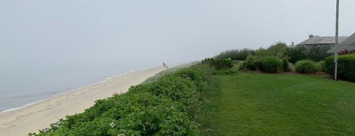 Bluff Walk is one of Nantucket.