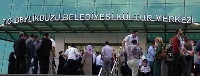 Beylikdüzü Kültür Merkezi is one of สถานที่ที่ Emrah ถูกใจ.