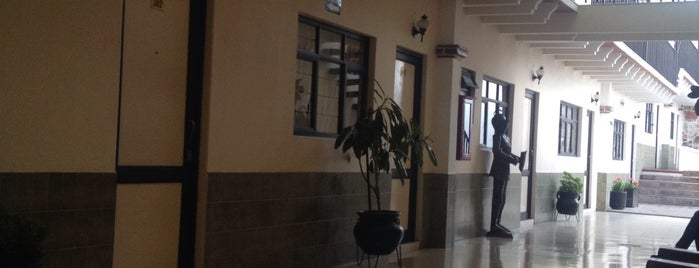 Hotel Casablanca Tequisquiapan is one of Lugares favoritos de Eduardo.