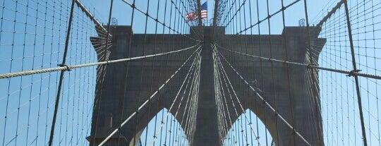 ブルックリンブリッジ is one of Nueva York.