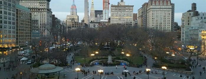 ユニオン スクエア パーク is one of Nueva York.