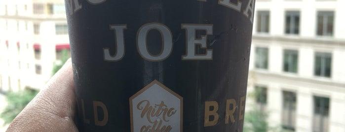 Commonwealth Joe is one of D.C..