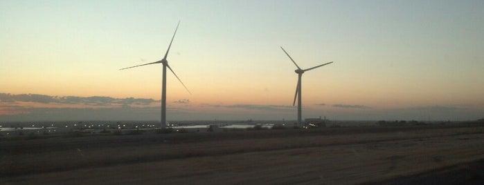 Big Safeway Windmills is one of Lieux qui ont plu à Alan.