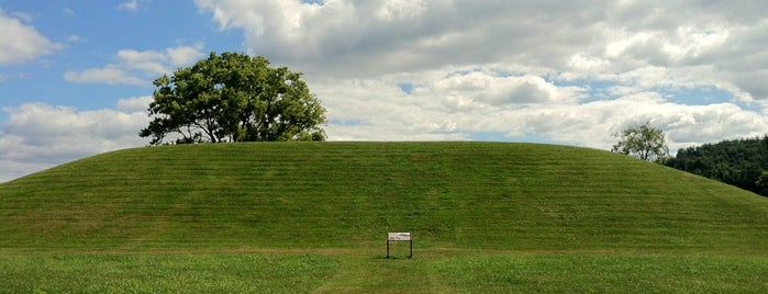Seip Earthworks is one of Native American Cultures, Lands, & History.