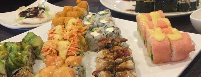 Sushi Saga is one of Lieux sauvegardés par Lizzie.