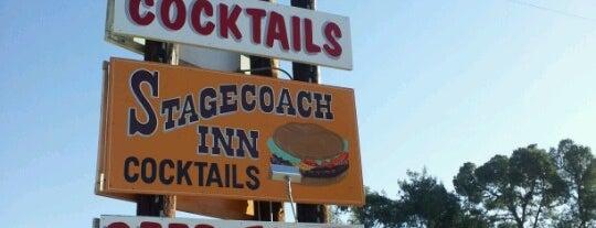 Stagecoach Inn is one of Locais curtidos por Shiloh.